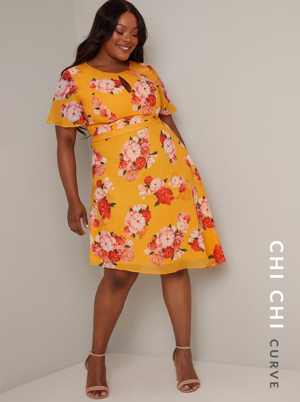 Chi Chi Curve Daryaa Dress