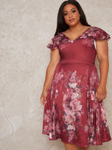 Chi Chi Curve Alietta Dress