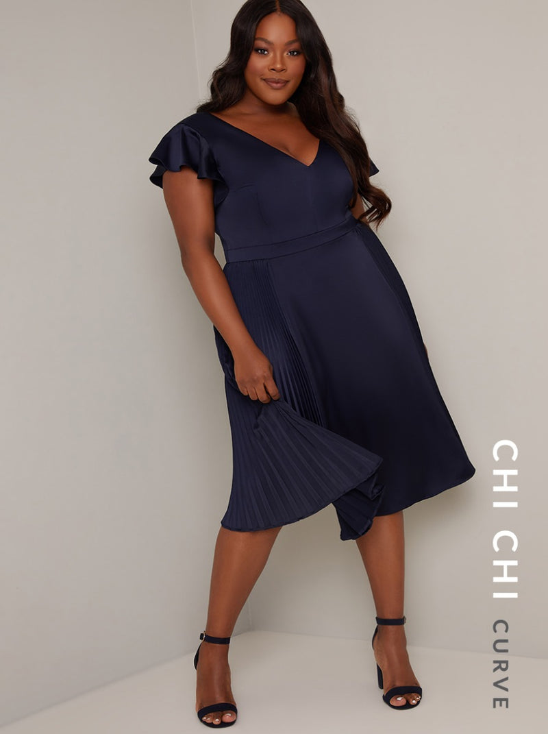 Chi Chi Curve Benita Dress