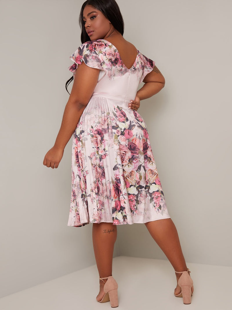 Chi Chi Curve Raeane Dress