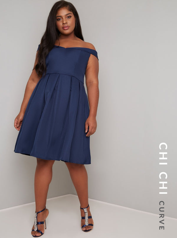 Chi Chi Curve Sharron Dress