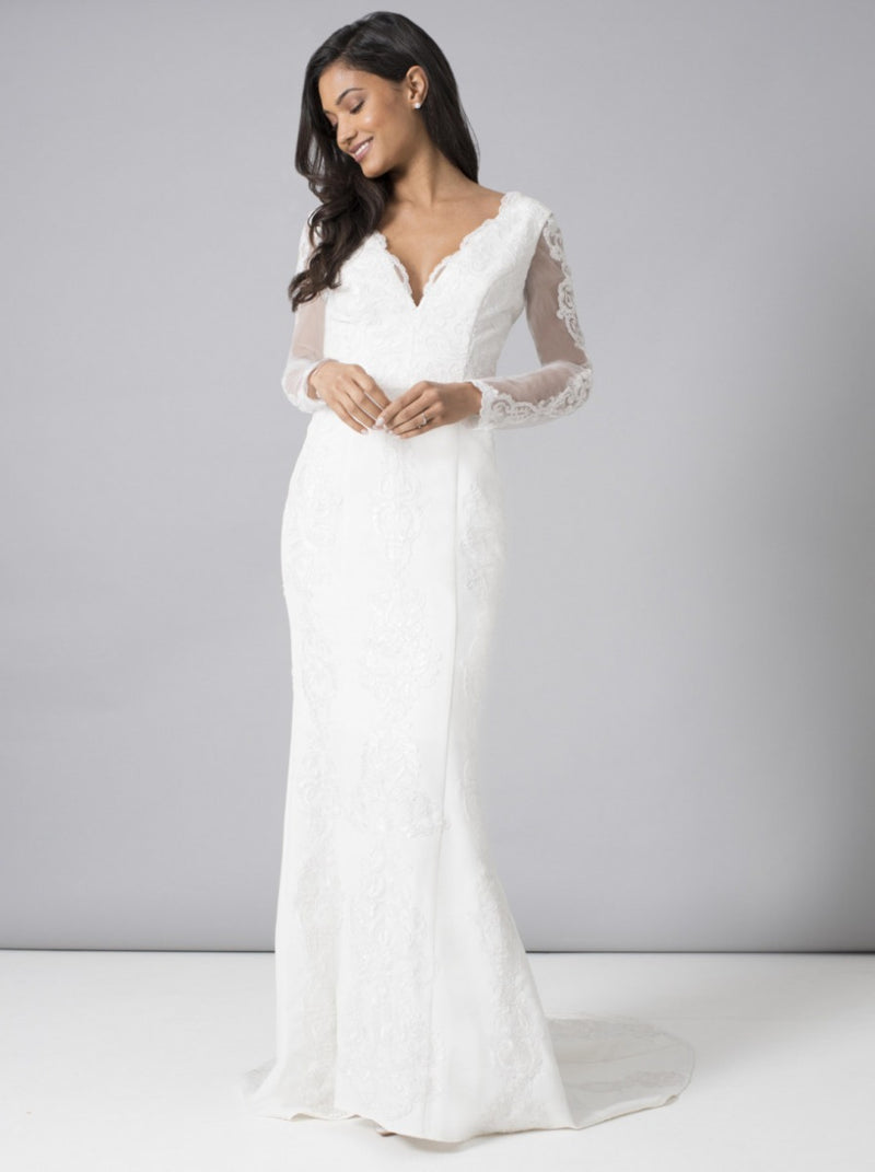 Chi Chi Bridal Alice Dress