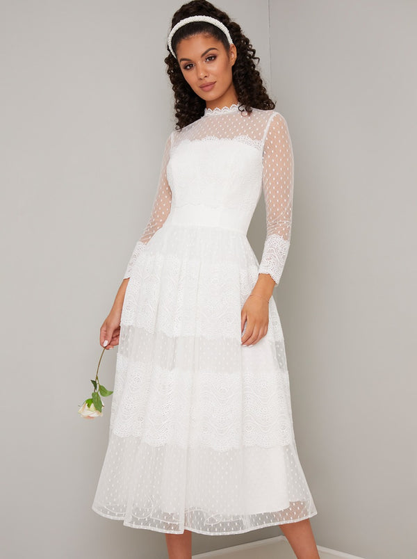 Chi Chi Bridal Zina Dress
