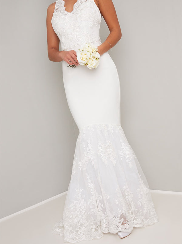 Chi Chi Petite Bridal Suranne Dress