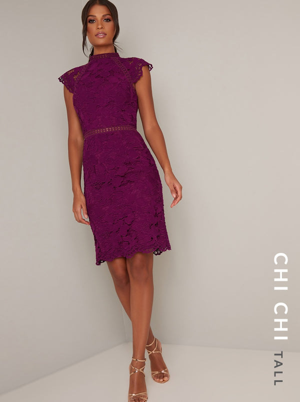 Chi Chi Tall Eleya Dress