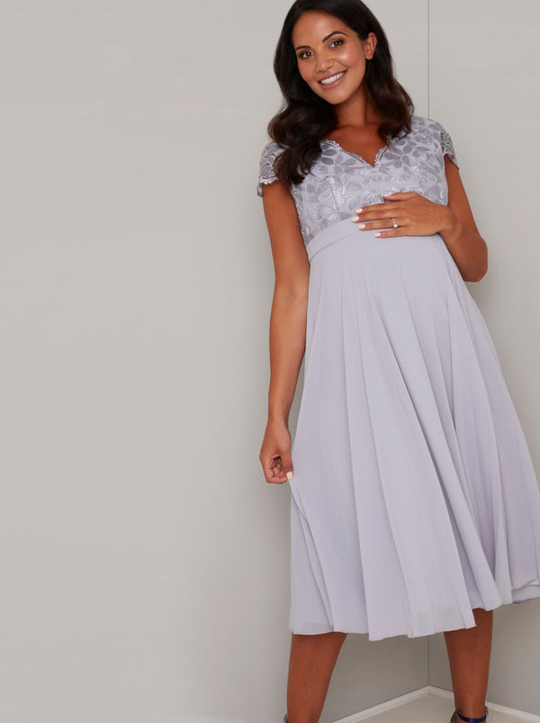 Chi Chi Maternity Nada Dress