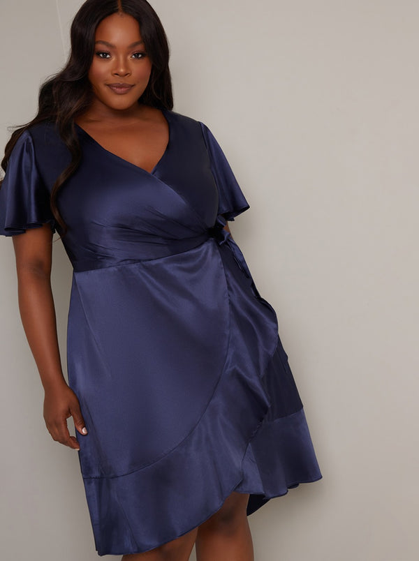 Chi Chi Curve Gillie Dress