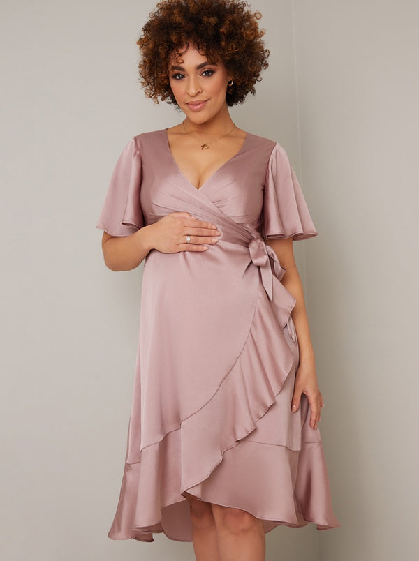 Chi Chi Maternity Talie Dress