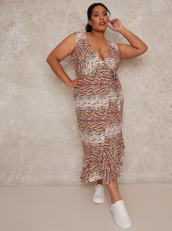 Chi Chi Curve Mary Dress