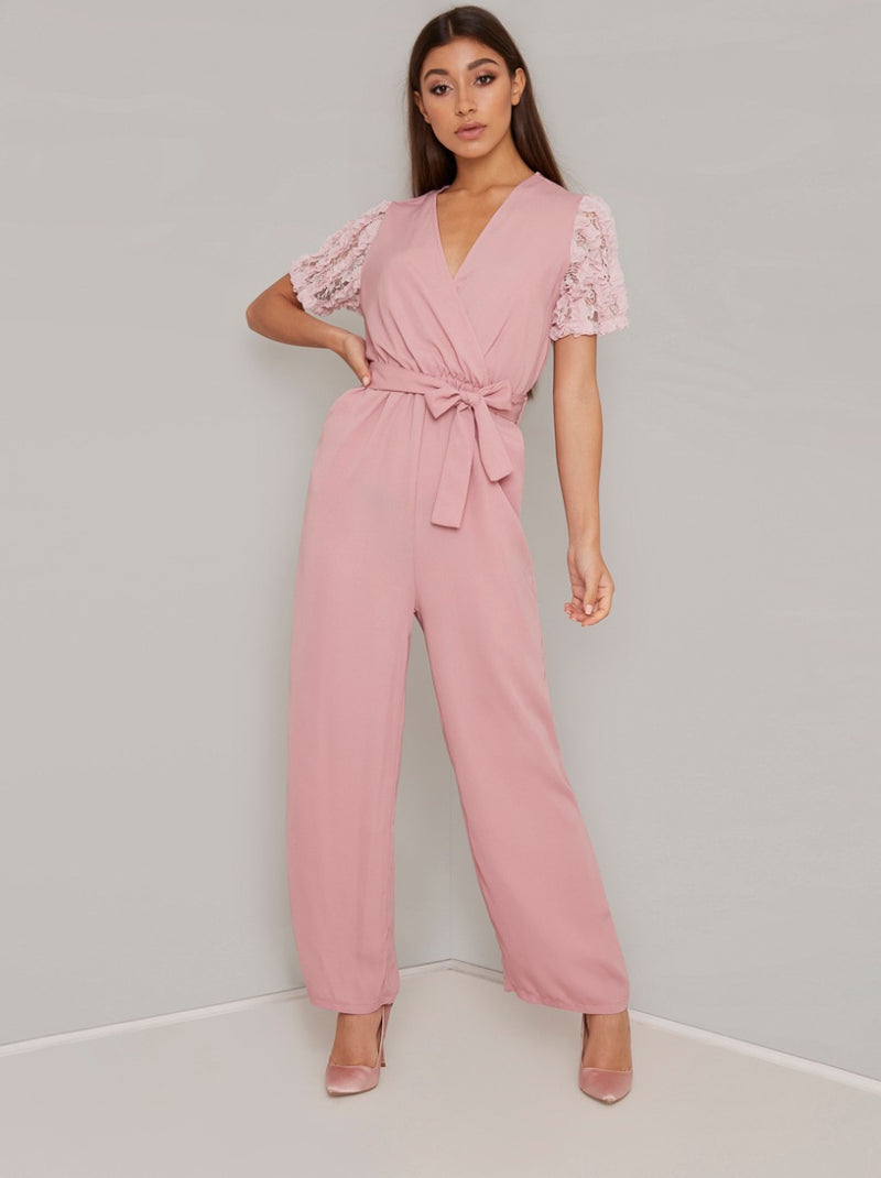 Chi Chi Tremaine Jumpsuit