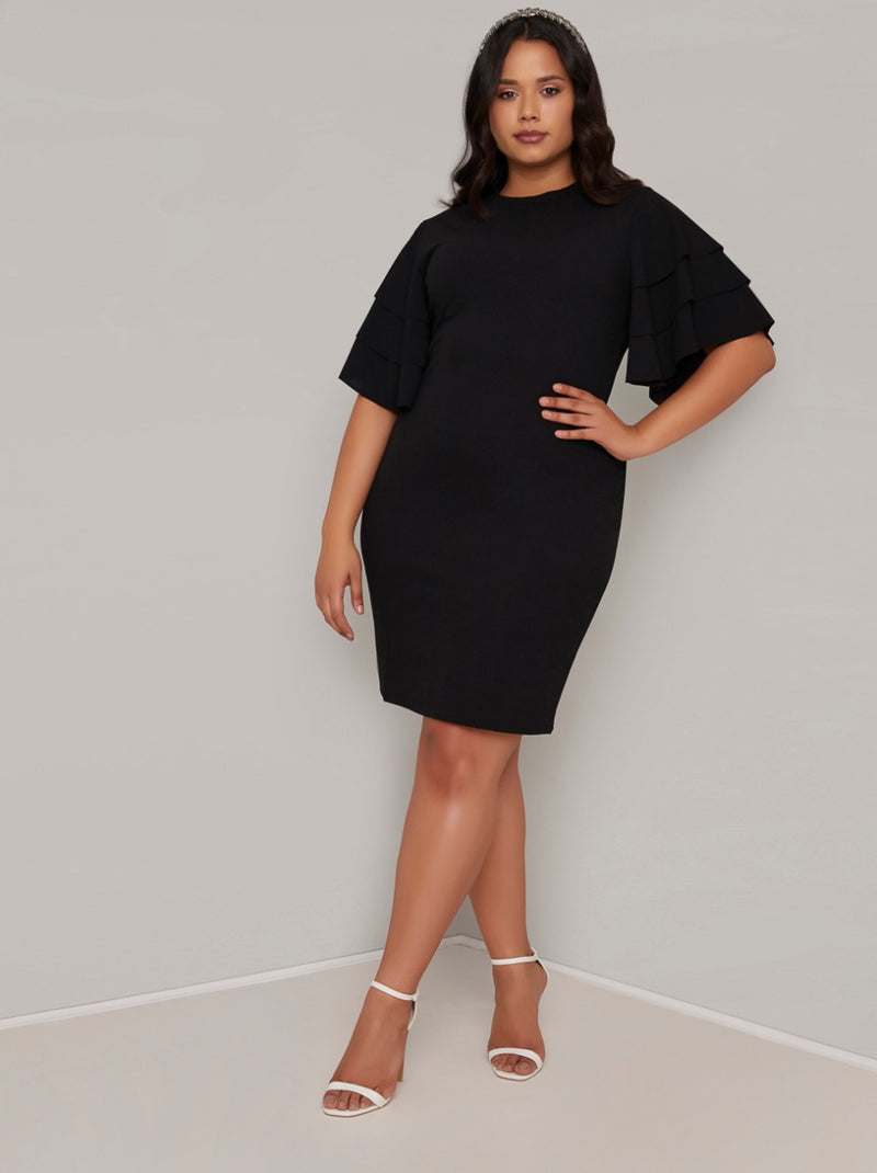Chi Chi Curve Gerrie Dress
