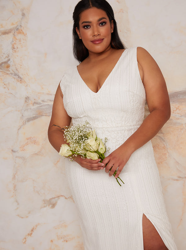 Chi Chi Curve Bridal Anna Dress