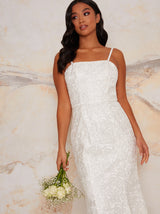 Chi Chi Petite Bridal Caroline Dress