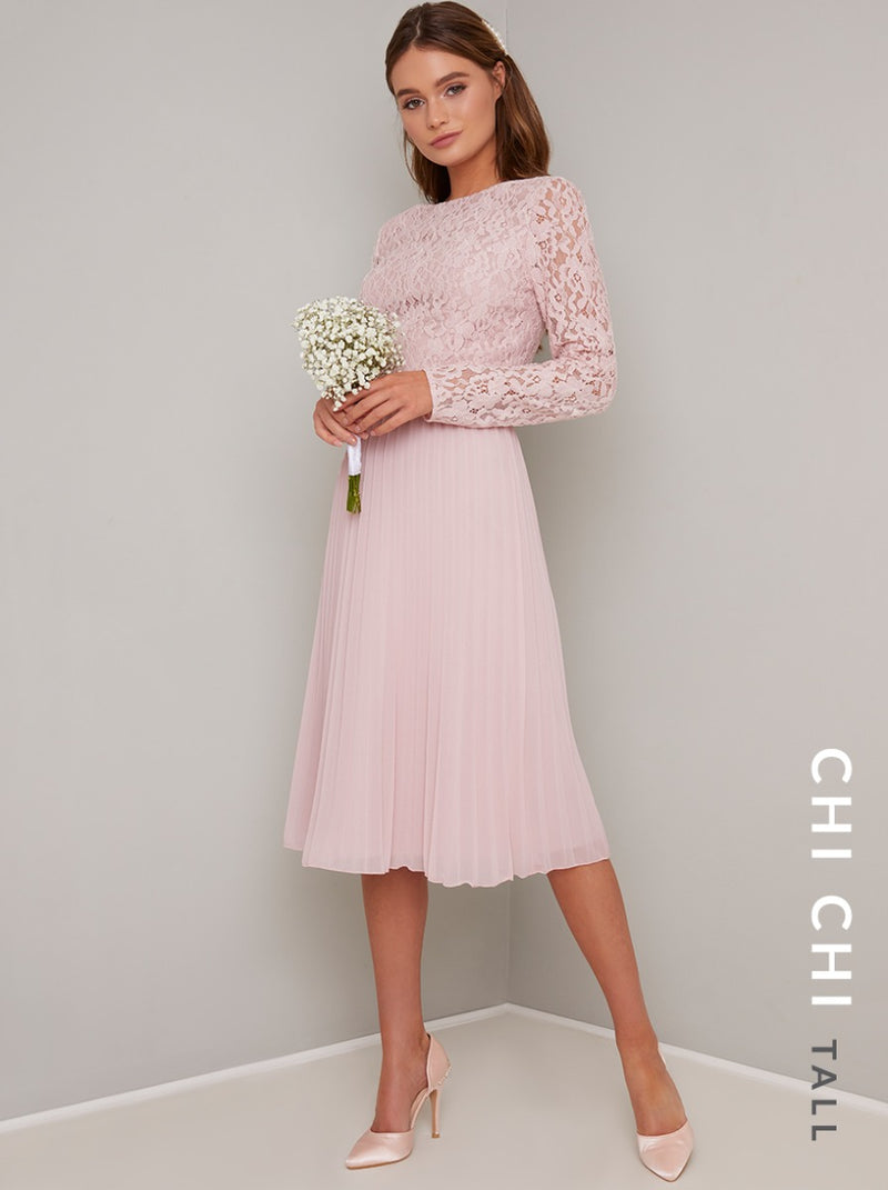 Chi Chi Tall Carlen Dress