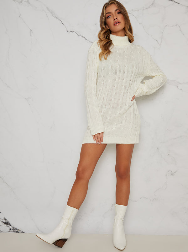 Chi Chi Holly Jumper Dress