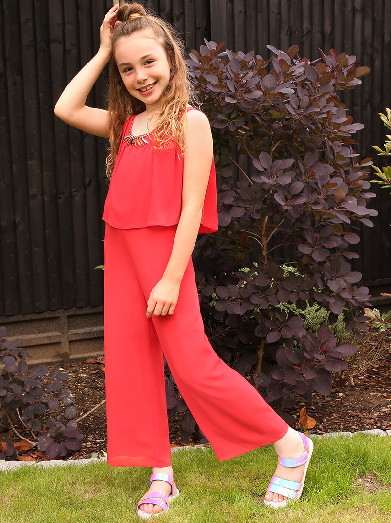 Chi Chi Girls Olivia Jumpsuit