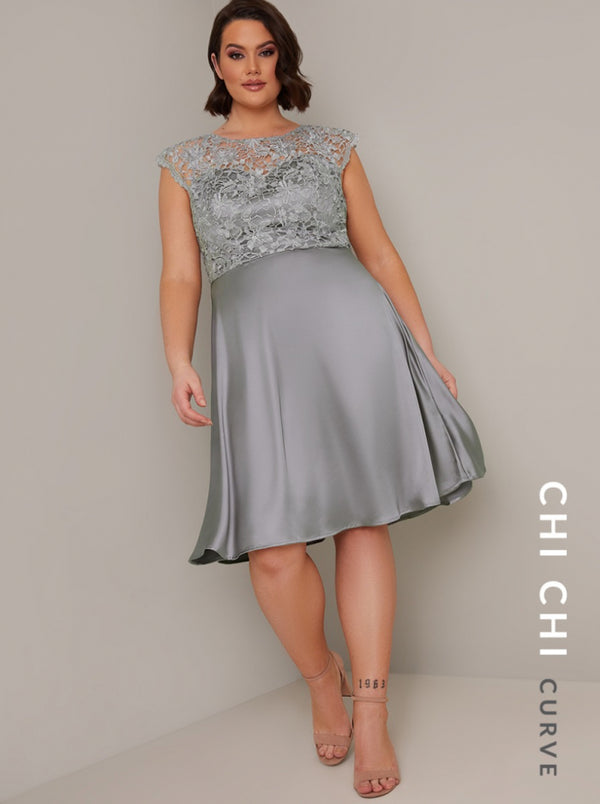 Chi Chi Curve Abbilee Dress