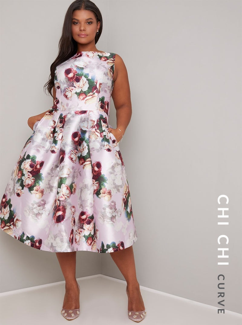 Chi Chi Curve Ariyah Dress