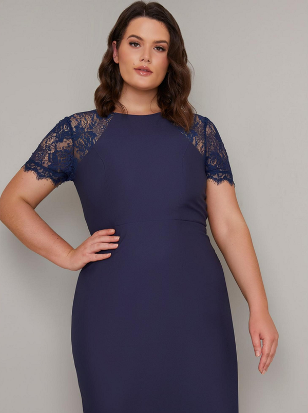 Chi Chi Curve Armilla Dress