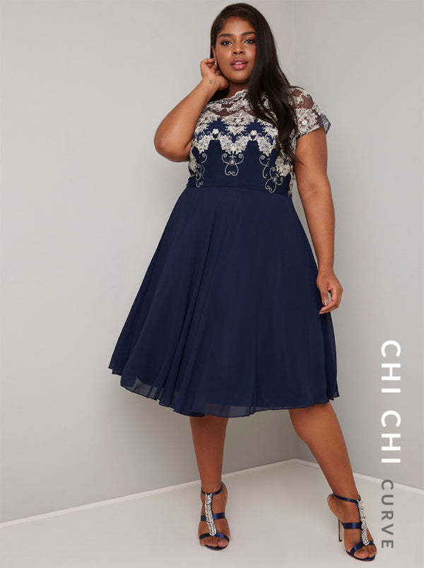 Chi Chi Curve RiRi Dress