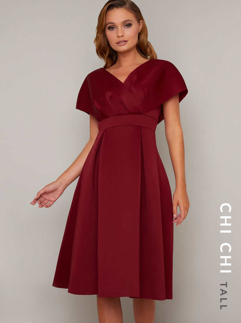 Chi Chi Tall Leyann Dress