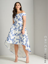 Chi Chi Curve Simone Dress