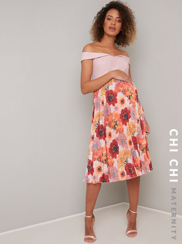 Chi Chi Maternity Lainie Dress
