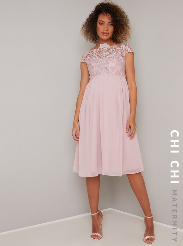 Chi Chi Maternity Marion Dress
