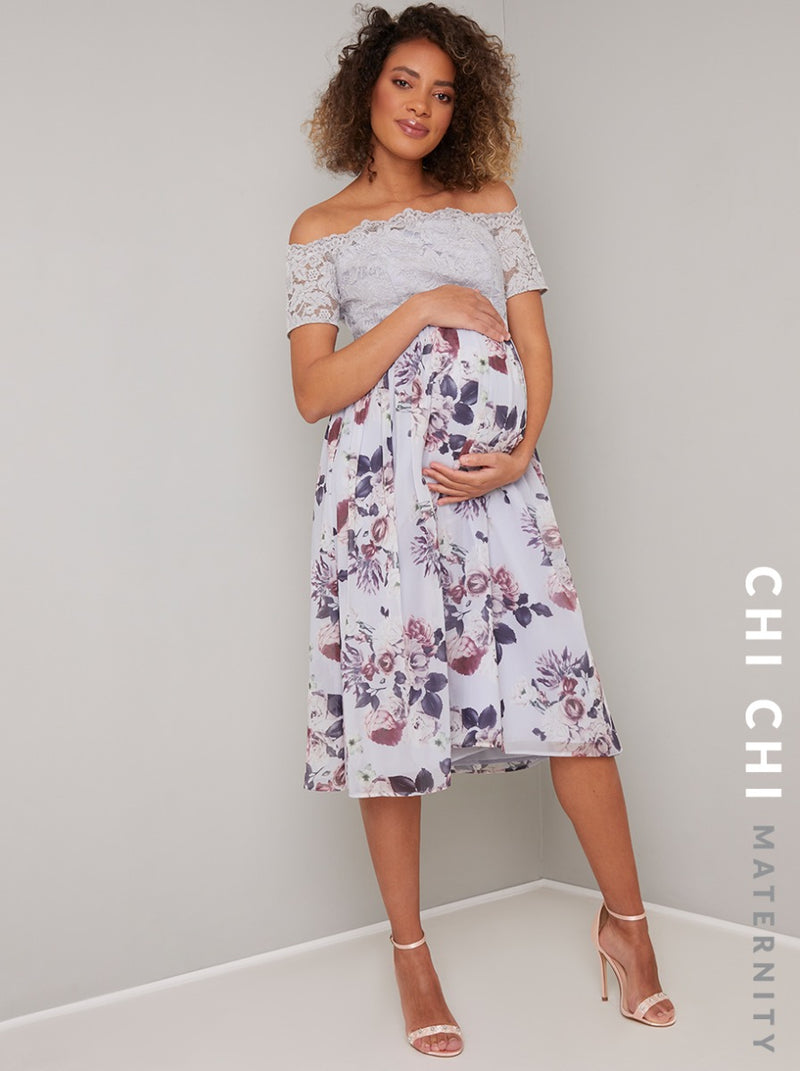 Chi Chi Maternity Alia Dress