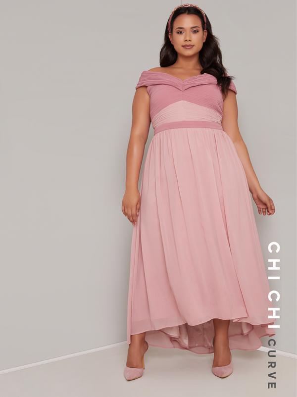 Chi Chi Curve Steffny Dress