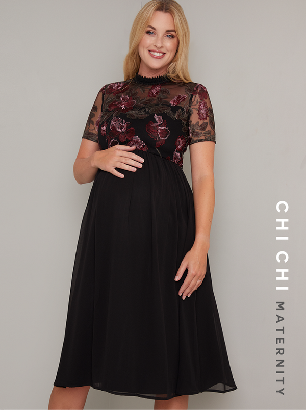 Chi Chi Maternity Tashy Dress
