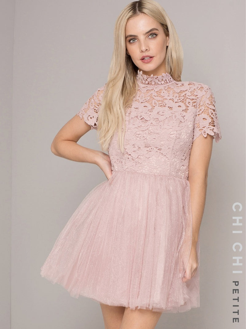 Chi Chi Petite Billie Dress
