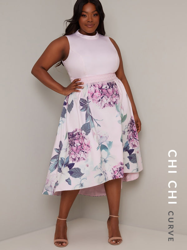 Chi Chi Curve Zoeigh Dress