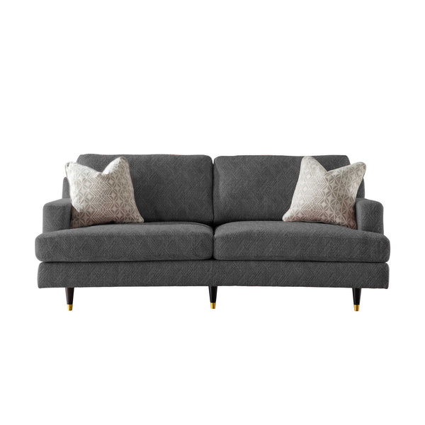 Churchill 3 Seater Charcoal Grey