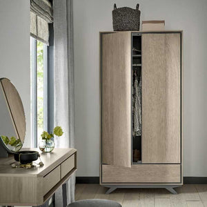 Scandi Double Wardrobe