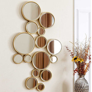 Zest Bubble Mirror