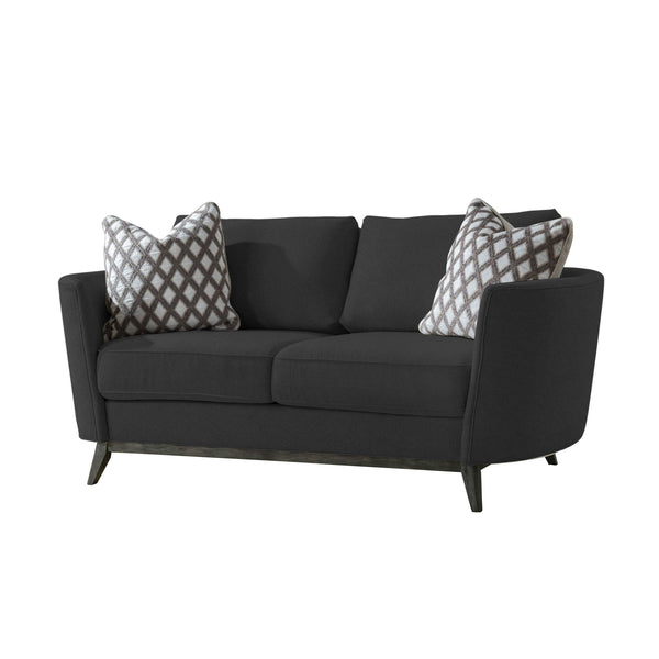 Oxford 2 Seater Black