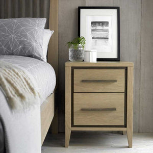 Rimini 2 Drawer Nightstand