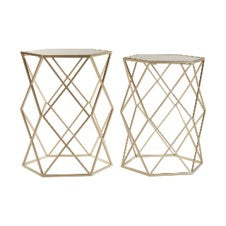 Acrux Lamp Tables Pair