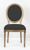 Louis Chair - Dark Grey