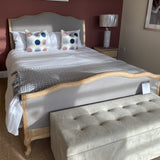 Rococo Bedframe - Sizes & Colours Available