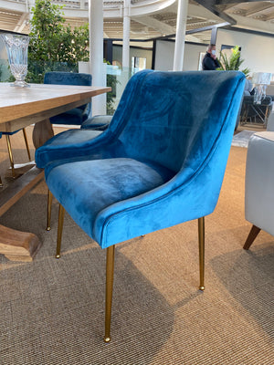 Larvik Dining Chair - Teal