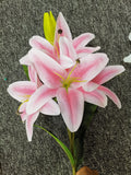 Artificial Lilly Pink