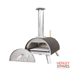 Naples - Tabletop Italian Wood Fired Pizza Oven