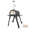 Naples - Italian Wood Fired Pizza Oven & Stand