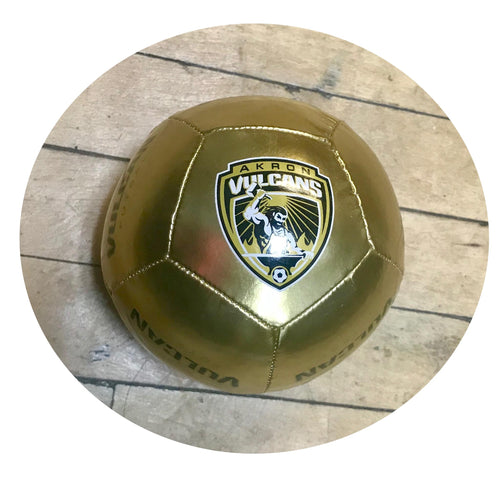 Vulcan futsal gold ball