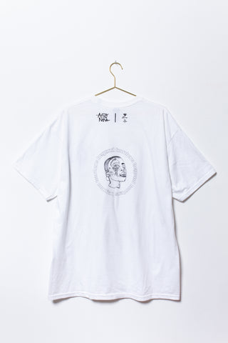 Beyond Borders T-Shirt white