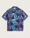 Hawaiian graphic shirt - HOMONCULUS