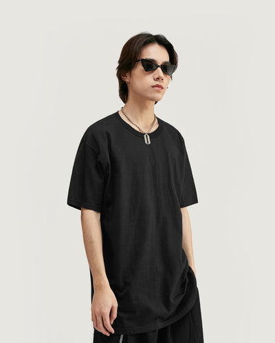 Casual T-shirt - SOLID