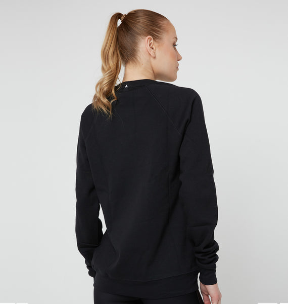Bolt Sweatshirt WITH SWAROVSKI® CRYSTALS - UltraSuperSale